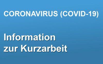 Links der COVID-19-Kurzarbeit (Salzburg)